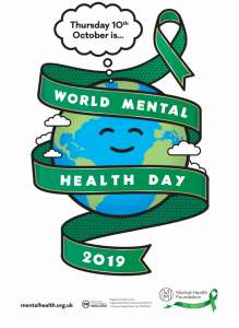 World Mental Health Day Poster